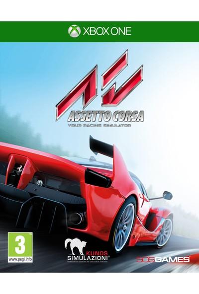 Assetto Corsa Xbox One Oyun