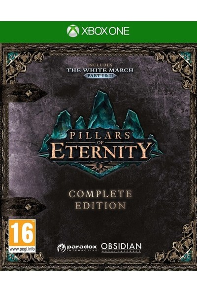 Pillars Of Eternity: Complete Edition Xbox One Oyun