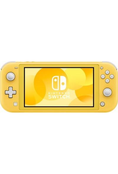 Nintendo Switch Lite Sarı