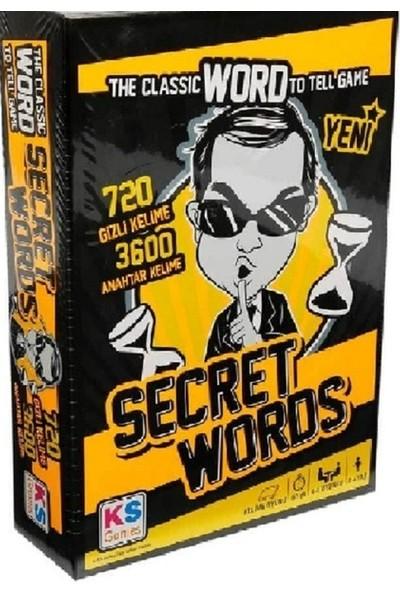 KS Games Secret Words T131 Kelime Oyunu