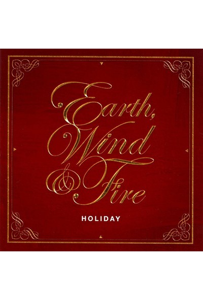 Earth, Wind & Fire ‎– Holiday CD