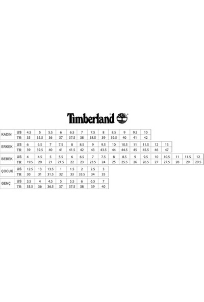 Timberland Euro Sprint Çocuk Bot