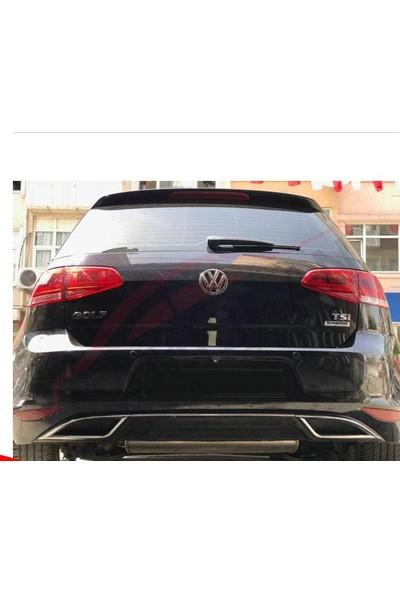 Volkswagen Golf 7 (2013-2018)Uyumlu Difüzör