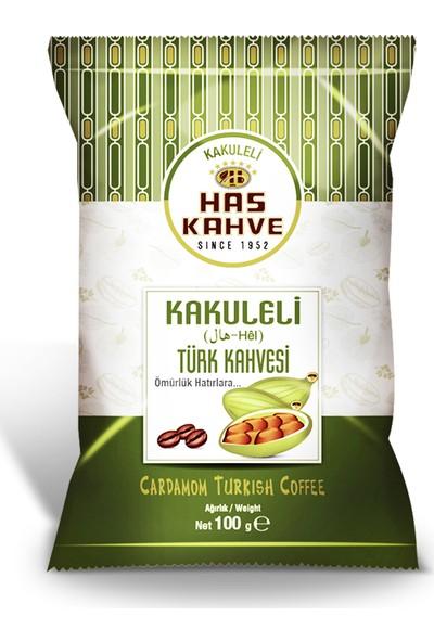 Has Kahve Kakuleli Türk Kahvesi 100 gr