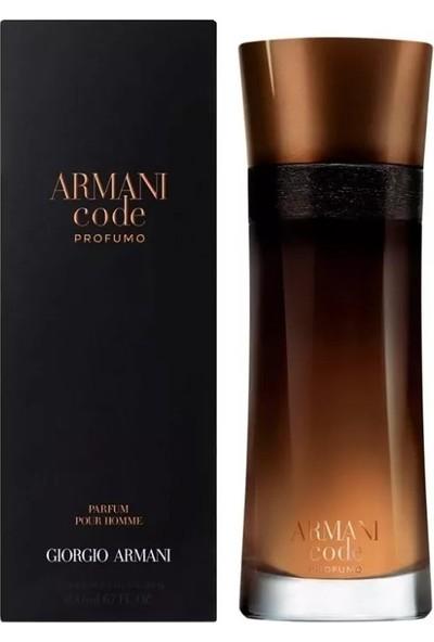 Giorgio Armani Code Profumo Edp 200 ml Erkek Parfümü