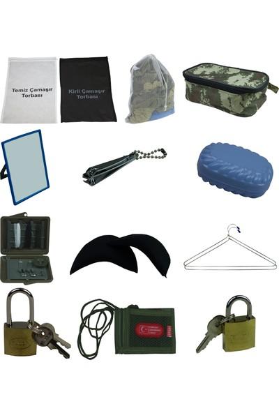 Bora Asker Malzeme Seti Acemi ve Bedelli Asker Ihtiyaçları