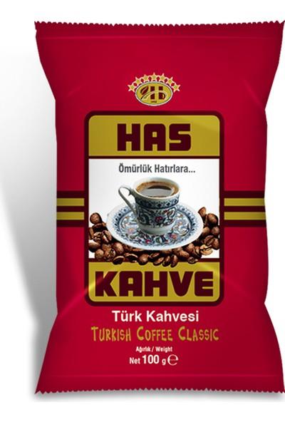 Has Kahve Türk Kahvesi 12'li 100 gr