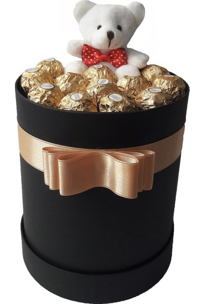 GiftiGifti Tasarım Kutusunda Enfes Çikolatalar 150 gr