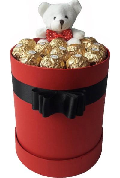 GiftiGifti Tasarım Kutuda Enfes Çikolatalar 150 gr
