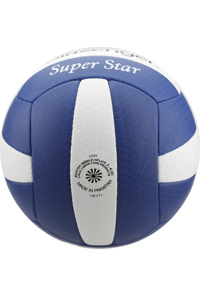 Slazenger Süper Star VB211 Voleybol Topu Mavi