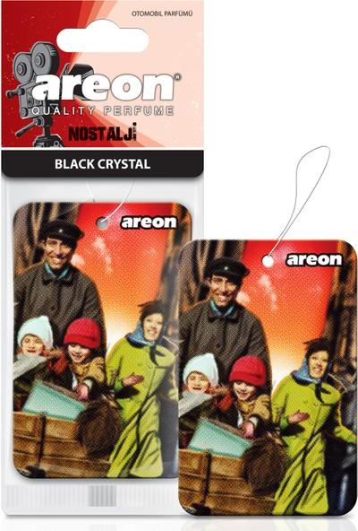 Areon Nostalji Black Crystal Araç Kokusu