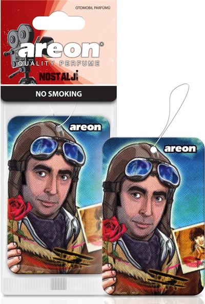 Areon Nostalji No Smoking Araç Kokusu