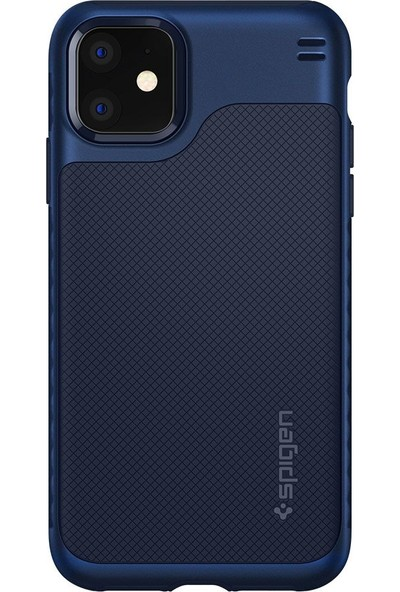 Spigen Apple iPhone 11 Kılıf Hybrid NX Denim Blue - 076CS27075
