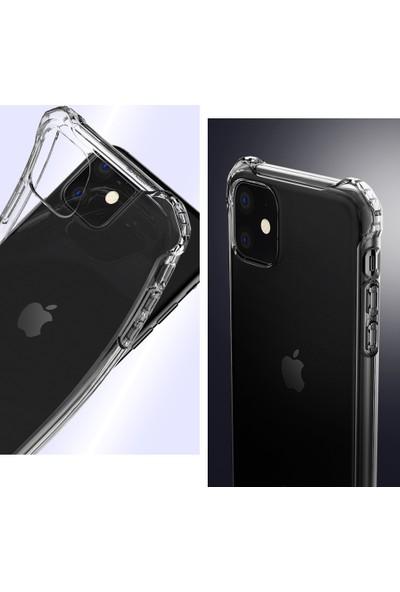 Spigen Apple iPhone 11 Kılıf Rugged Crystal Clear - ACS00062