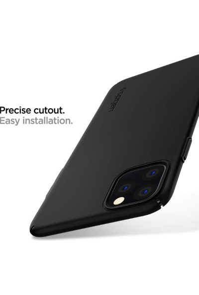 Spigen Apple iPhone 11 Pro Kılıf Thin Fit Air Ultra İnce - ACS00068
