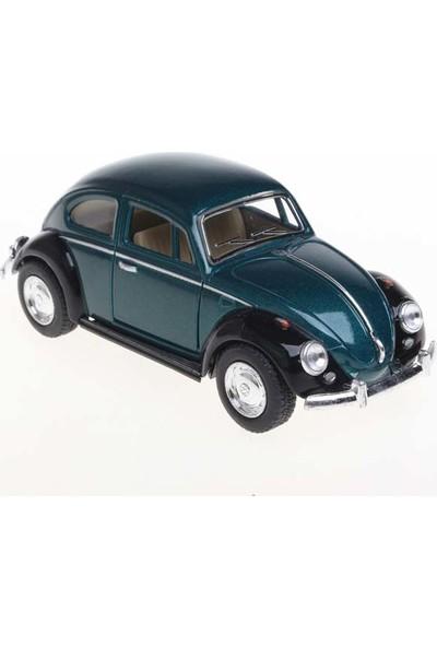 Kinsmart 1-34 Yamalı Volkswagen Beetle Model Araba 4'lü Set