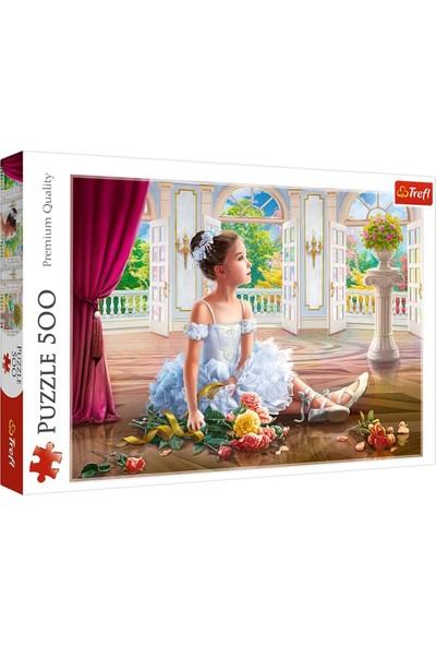 Trefl Puzzle Little Ballerina 500 Parça Puzzle