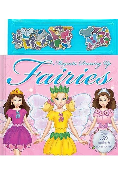 Magnetic Dressing Up: Fairies