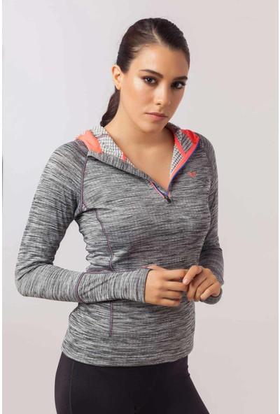 Bilcee Kadın Sweatshirt Ew 3106