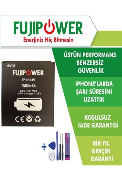 Fujipower Samsung S3 Mini 8190 Batarya Pil 1500 Mah