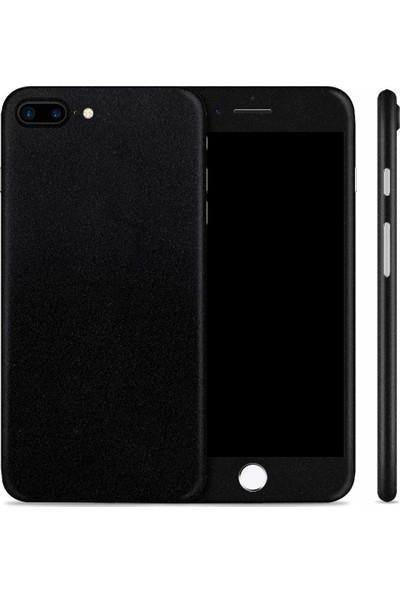 Renkli Garaj Apple iPhone 7 Plus Black Velvet Telefon Kaplaması