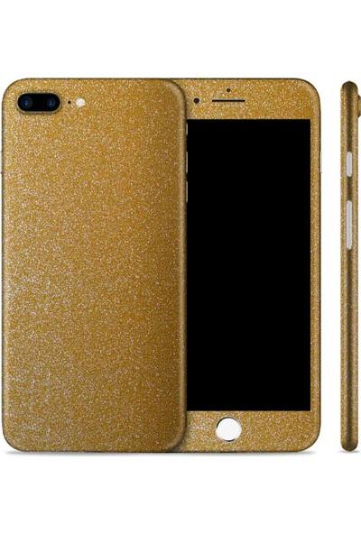 Renkli Garaj Apple iPhone XR Diamond Gold Telefon Kaplaması