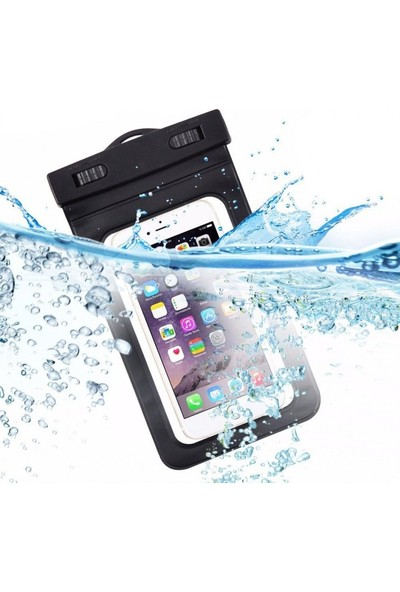 Gnl Store Su Geçirmez Universal Telefon Kılıfı