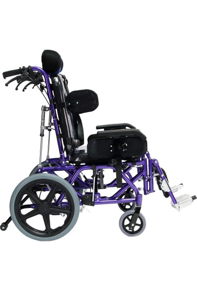 Poylin P958 Yetişkin Spastik Tekerlekli Sandalye