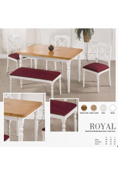 Tekman Royal Mutfak Masa Takımı