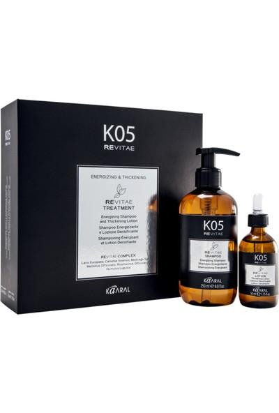 K05 Revitae Enerji Verici ve Dolgunlaştırıcı Bakım Seti
