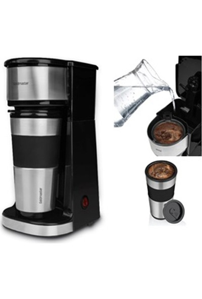 Goldmaster GM-7351 Tutku Filtre Kahve Makinesi