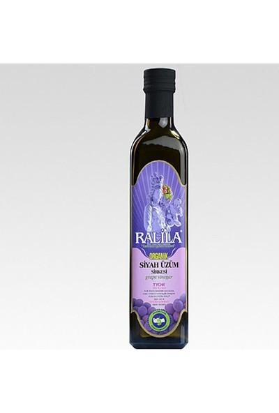 Ralila Organik Siyah Üzüm Sirkesi 500 ml