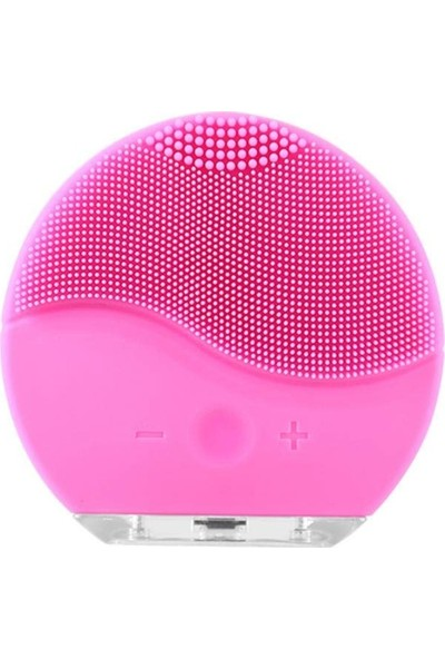 Vıolet Yüz Bakım Cilt Temizleme Silikon Yüz Temizleme Cihazı