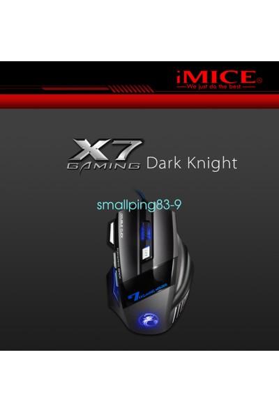Renksan Imıce X7 USB OyuncuMouse 2400 DPI