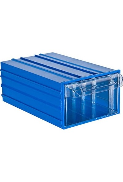 Hipaş Plastik Çekmeceli Kutu - 401-A