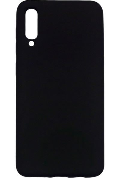 Ercan İletişim Samsung Galaxy A50 Silikon Kılıf Siyah