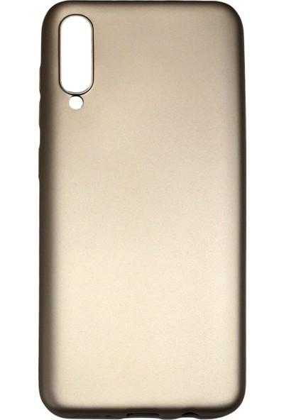 Ercan İletişim Samsung Galaxy A50 Silikon Kılıf Gold