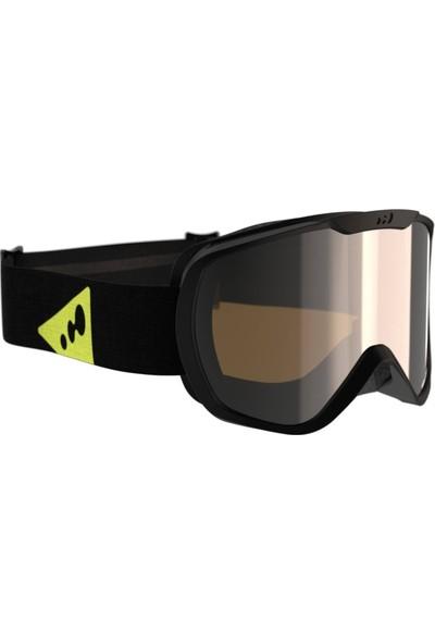 Weed Kayak ve Snowboard Maskesi Siyah 2 Ayarlama Klipsli Rahat