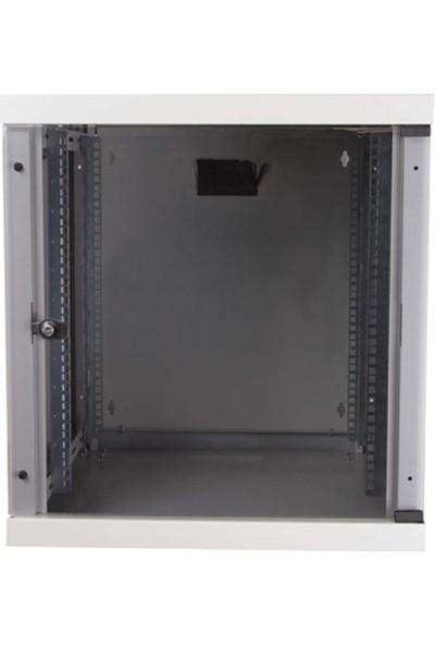 "Teknoline Pro Rack Kabin 600X600 mm 19"" 12U"