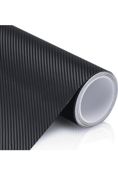 Art Point Karbon Kaplama Folyo Kendinden Yapışkanlı Siyah 25 x 100 cm