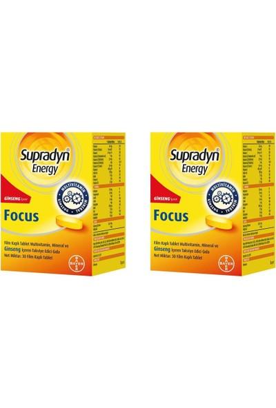 Supradyn Energy Focus 2 Li Kutu