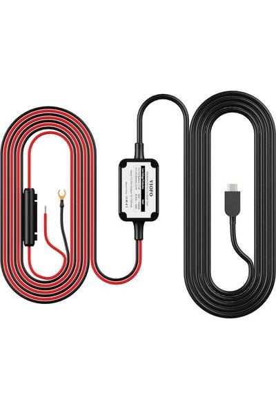 Viofo A118 ve A119 Kamera Park Modu Akü Bağlantı Kablosu