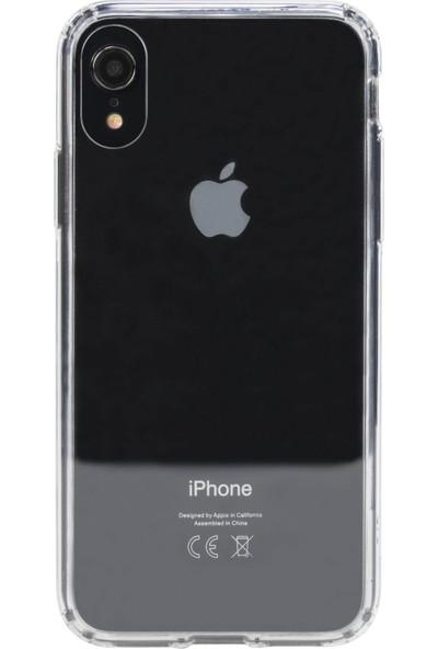 Krusell Kivik Apple iPhone XR Kılıf Şeffaf