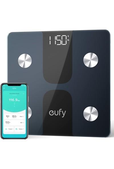 Anker Eufy Akıllı Bluetooth Tartı Dijital Baskül - Yağ Ölçer - Vücut Analizi - BMI - T9146