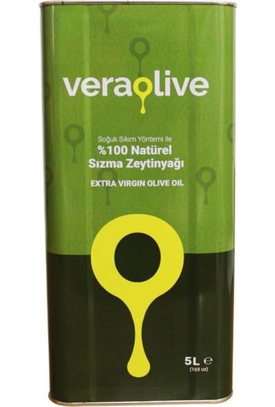 Veraolive %100 Natürel Sızma Zeytinyağı 5 lt