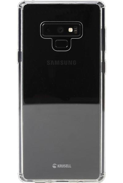 Krusell Kivik Samsung Note 9 Kılıf Şeffaf
