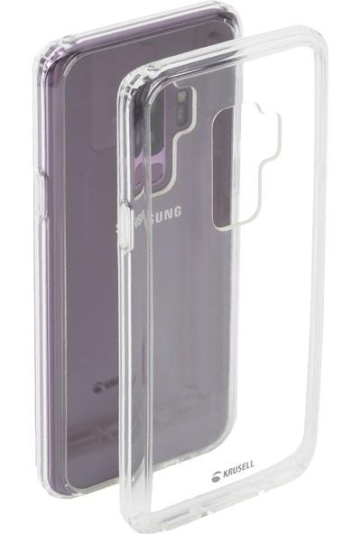 Krusell Kivik Samsung S9+ Kılıf Şeffaf