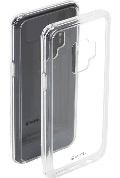 Krusell Kivik Samsung S9 Kılıf Şeffaf