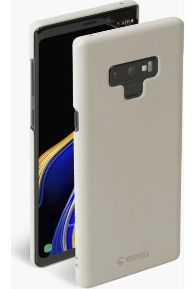 Krusell Sandby Samsung Note 9 Kılıf Bej