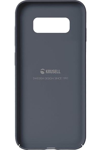 Krusell Sandby Samsung Galaxy S10e Kılıf Gri